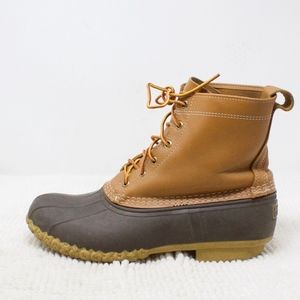 LL Bean Classic 8 Inch Duck Boots Size 11 M